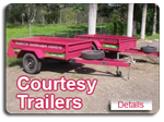 Courtesy Trailers for customer